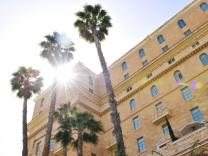 Barack Obama Israel King David Hotel Jerusalem