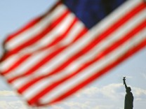 New York Freiheitsstatue Irak-Krieg USA