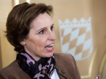 Bayerns Sozialministerin Christine Haderthauer