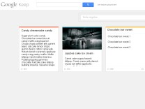 Google, Google Keep, Notizbuch, App