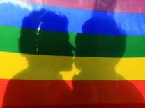 Homoehe, Schwul, Lesbisch, Ruprecht Polenz, CDU, Lebenspartnerschaft, Ehegattensplitting