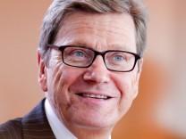 Gudio Westerwelle, Außenminister, FDP