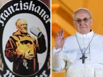 Franziskus und das Bier