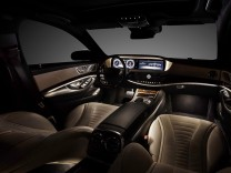 Mercedes-Benz S-Klasse, Mercedes-Benz, S-Klasse, Limousine