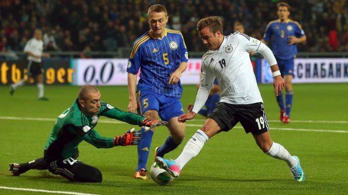 Kazakhstan v Germany - FIFA 2014 World Cup Qualifier