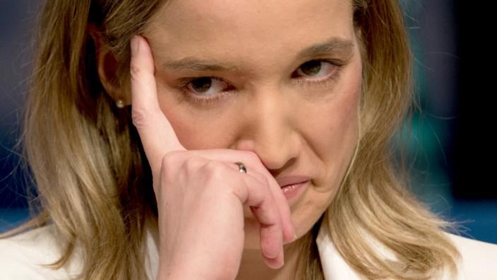Kristina Schröder ohne Rückhalt