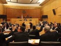 Cyprus Parliament passes bailout measures