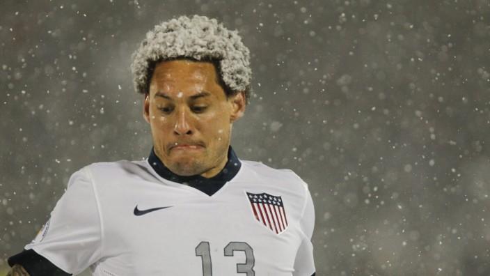 WM-Qualifikation Jermaine Jones USA vs Cosat Rica