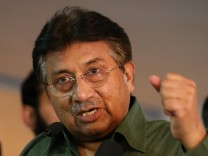 Pervez Musharraf Pakistan Exil