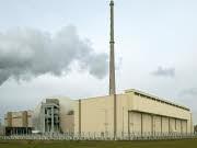 AKW Emsland Reaktor abgeschaltet, dpa