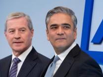 Deutsche Bank Anshu Jain, Jürgen Fitschen