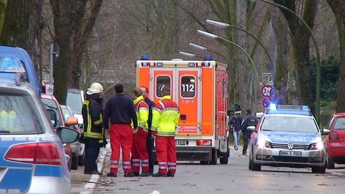 Recklinghausen: Mann schießt Frau nieder