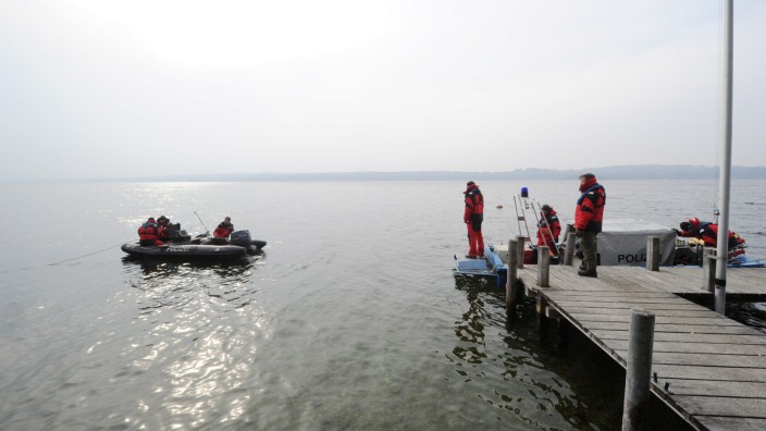Starnberger See, Tauchen, Tote, Unfall