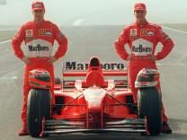 Ferrari, Formel 1 Michael Schumacher Eddie Irvine
