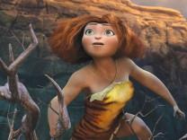 """Kinostart vom Animationsfilm """"Die Croods"""""""