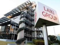 Zypern Laiki Laiki-Bank Bank