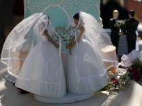 Homo-Hochzeit