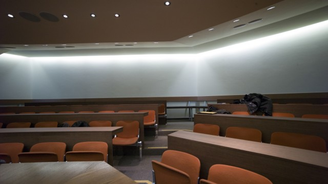 NSU-Prozesssaal