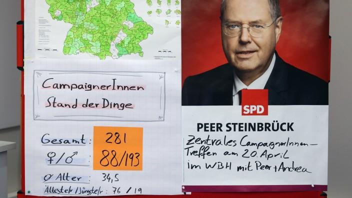SPD Launches Election Campaign Headquarters