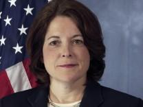 New US Secret Service Director Julia Pierson