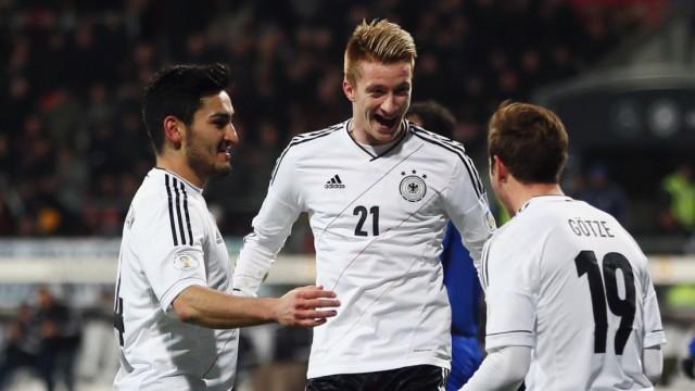 Germany v Kazakhstan - FIFA 2014 World Cup Qualifier