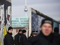 East Side Gallery Berlin  Berliner Mauer