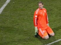 WM-Qualifikation Deutschland - Kasachstan Manuel Neuer, Fußball