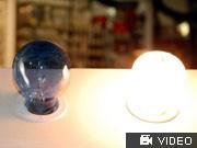 Glühbirne, Energiesparlampe