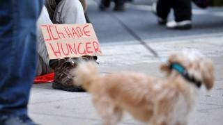 'Ich habe Hunger'