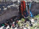 Peru Unfall Bus