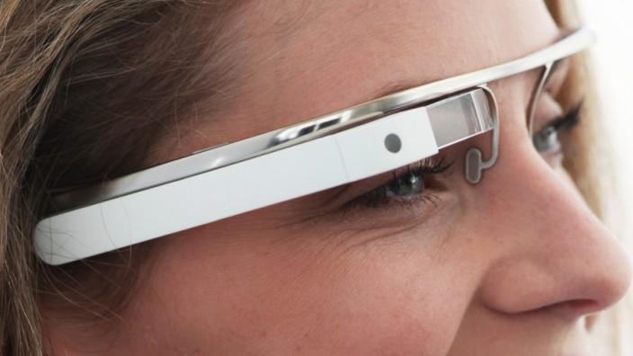 Google-Brille Google Glass, Foxconn