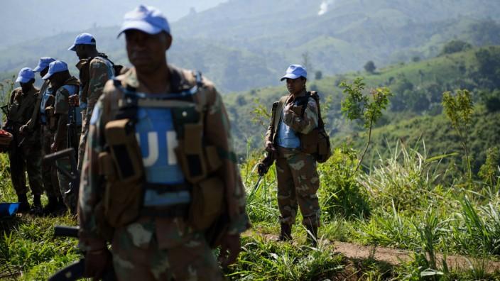 Monusco-Mission der UN im Kongo