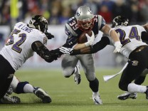 Baltimore Ravens at New England Patriots