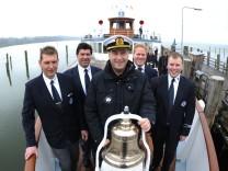 Saisoneröffnung der Seenschifffahrt mit Finanzminister Markus Söder.