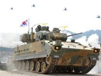 Südkoreanische Panzer