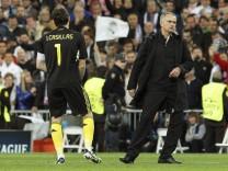 Iker Casillas und Jose Mourinho