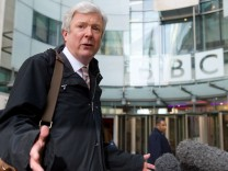 Tony Hall, BBC