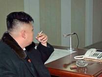 Nordkorea, Kim Jong Un.