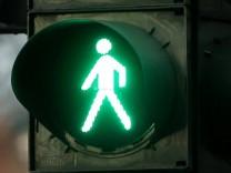 Fußgänger, Ampel, Unfallforschung