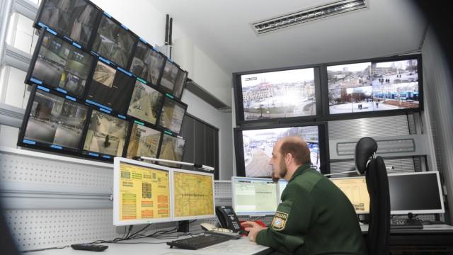 Videoüberwachung in Bayern Videoüberwachung in München