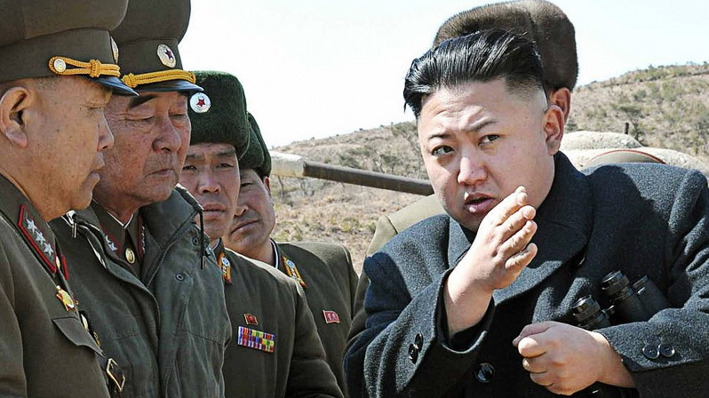USA fordern von Nordkorea ein Ende der Kriegsrhetorik