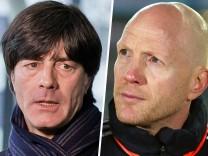 WM-Qualifikation - Pressekonferenz Deutschland