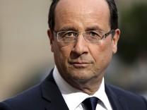 Francois Hollande, Präsident Frankreich