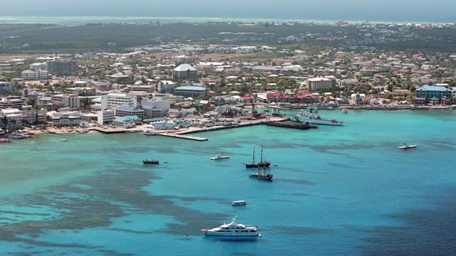 Grand Cayman, Cayman Islands, OffshoreLeaks, Steuerparadies, Steueroase
