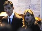 Spaniens Königstochter Cristina und Ehemann Urdangarin