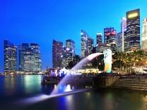 Scenes Of Singapore