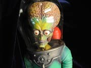 Mars Attacks, Alien, AFP
