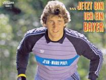 """Jean Marie Pfaff FC Bayern """"... Jetzt bin ich ein Bayer"""""""