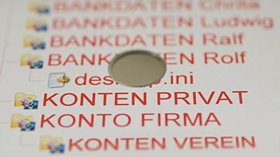 Datenschutz Schwarzmarkt Internet