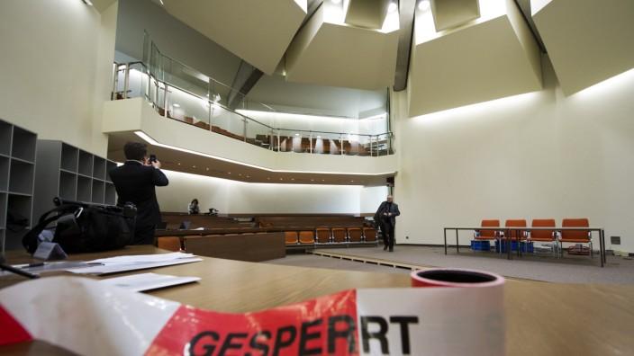 NSU-Prozess - Gericht schon vor dem Start unter Druck